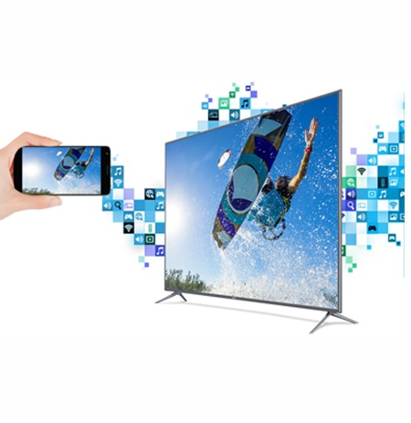 TV HAIER   65'' Smart UHD/4-K LE K6500 A