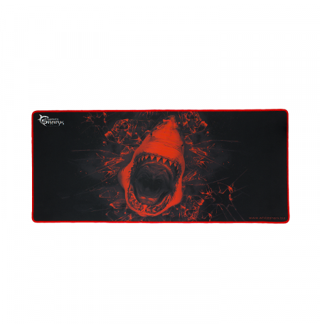 Tapet per Mouse White Shark SKY-WALKER-XL 80x35cm