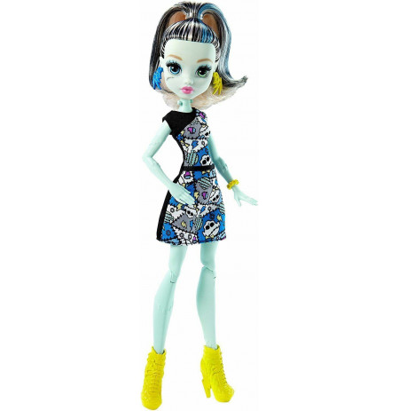 Kukull Frankie Monster High