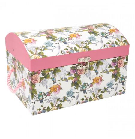 Kuti paketimi me lule 32x32x21 cm