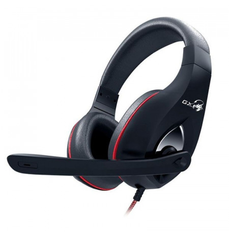 Kufje Genius Gaming, HS-G560, Black