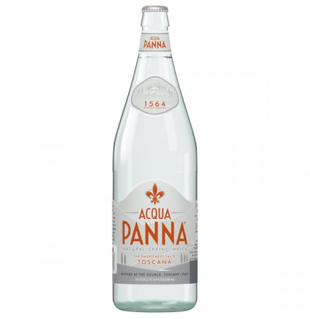 Acqua Panna NEW  0.5 L GLASS