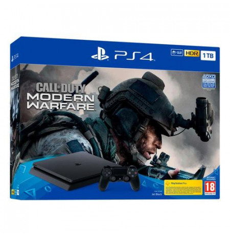 Playstation Ps4 1TB Slim & Call Of Duty