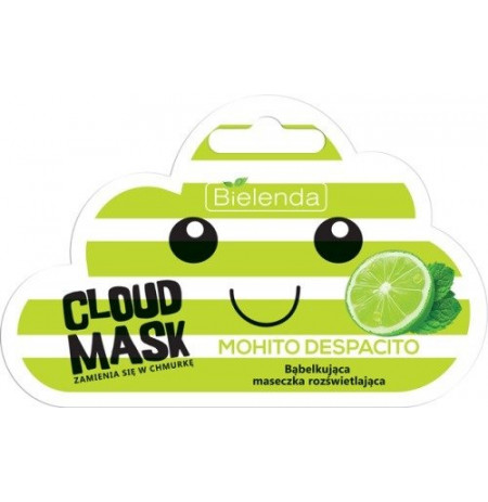 Bielenda CLOUD MASK illuminating bubble 6g