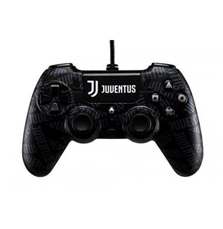 Leve PS4 Qubick Wired Juventus Black 2020