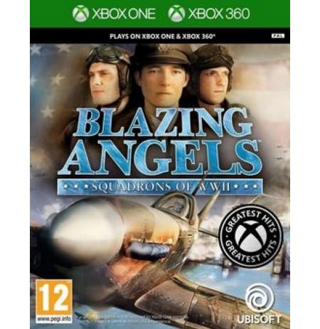 Loje Xbox One Blazing Angels (Xbox 360 Compatible)