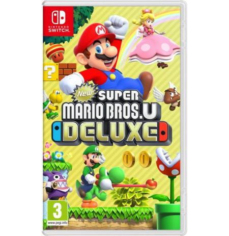 Loje Switch New Super Mario Bros U Deluxe