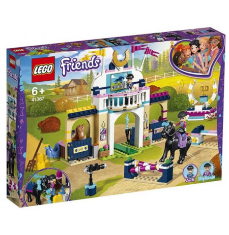 Lego Friends Stephanie's Horse Competition 41367