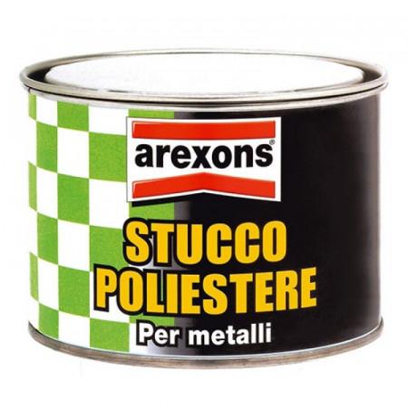 STUKO PER METAL AREXONS STUCCO POLIESTERE PER METALLI 800G-1027