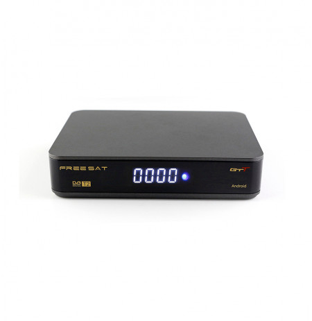 Android TV Box Free Sat GTT DVB-T2
